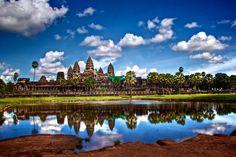 Siem Reap, Ang Kor, Cambdodia