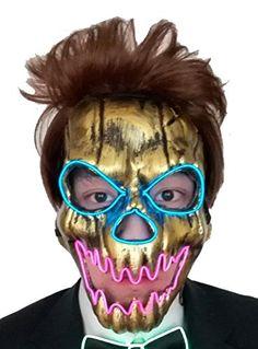 $25 galaxyhkt cosplay EL ghost light up Creepy angry Death sk... https://www.amazon.com/dp/B01GZV9WQU/ref=cm_sw_r_pi_dp_x_AtgWxbCS6P88C