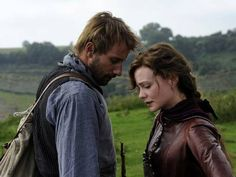 Matthias Schoenaerts plays Gabriel Oak, and Carey Mulligan is Bathsheba Everdene in an adaptation of Thomas Hardy's literary classic, FAR FROM THE MADDING CROWD. I'm am pretty excited for may 2015 Carey Mulligan, Michael Sheen, 2015 Movies, Good Movies, Imdb Movies, Movies Free, Movie Photo, Movie Tv, Movie Cast