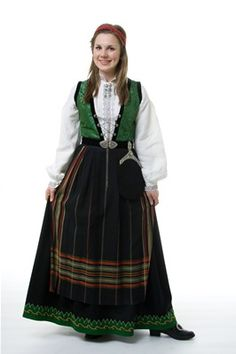 Sogn - Sognebunad N Costumes Around The World, Viking Clothing, Going Out Of Business, Hopes And Dreams, Norway, All Things, Culture, Traditional, Folklore