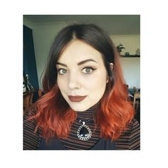 Remodeling Your Bathroom On A Budget Orange Ombre Hair, Dip Dye Hair, Dip Dyed, Color Fantasia, Dipped Hair, Bright Hair Colors, Colourful Hair, Alternative Hair, Hair Shows