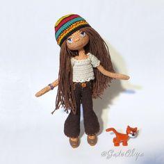 Растаманка :) Рост 18 см. Снимаются только обувь и шапоч...♡ lovely doll