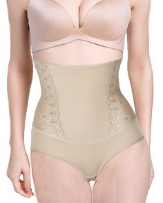 90cb2c22b7 Invisable Body Shaper HiWaist Tummy Control Panties Slimming Butt Lifter  Shapewear -- More info could be found at the image url.