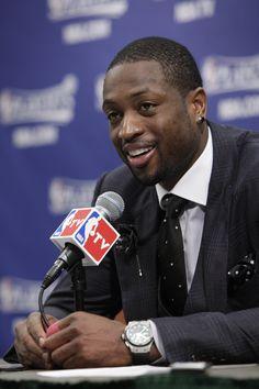 Dwyane Wade, suit, Miami Heat
