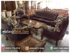 Set Kursi Tamu Sofa Royal Barcelona