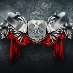 King Tattoos, Body Art Tattoos, Sleeve Tattoos, Tatoos, Polish Eagle Tattoo, Polish Symbols, Polish People, Patriotic Pictures, Patriotic Tattoos