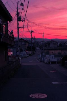 red lights light japan beautiful landscape orange street city pink travel urban sunset neon Asia glow ghetto seapunk cyberpunk cyber aesthetic vaporwa… - All About Pretty Sky, Beautiful Sky, Beautiful Landscapes, Hello Beautiful, Nature Architecture, Pink Sky, Pink Sunset, Sky Aesthetic, Aesthetic Pictures