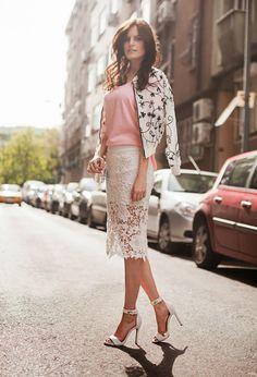 Fenomenales faldas casuales   Viste la Moda 2015