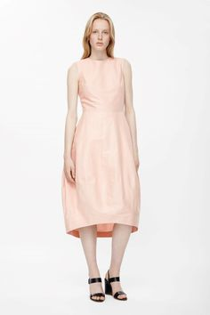 COS | Silk and cotton dress
