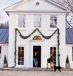 more colonial holiday goodness.