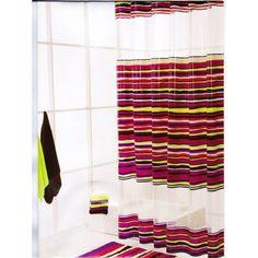 Cortina de baño Sport Stripes