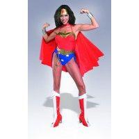 Classic Adult Wonder Woman Costume · Wonder Woman costumesHalloween Costume  women b797b0cbd1c3