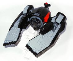 First Order Special Forces Snowspeeder Lego Dragon, Lego Boat, Lego Sculptures, Lego Ship, Lego Spaceship, Lego People, Lego Mechs, Cool Lego Creations, Star Wars Ships
