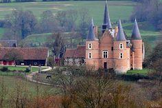 Château de Hannaches - Oise
