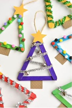 Adorable 41 Adorable DIY Christmas Crafts Ideas https://bellezaroom.com/2017/11/11/41-adorable-diy-christmas-crafts-ideas/