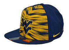 Nike Player Gameday Hat #bookexchangewv #wvu #mountaineers #nike