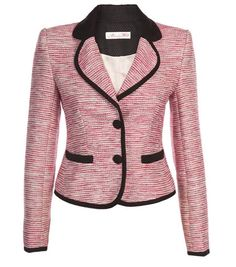Tea time in Paris - oooh la la - alannah hill Blazer Jackets For Women, Work Jackets, Blazers For Women, Suits For Women, Blazer Fashion, Star Fashion, Fashion Outfits, Womens Fashion, Classy Outfits