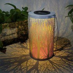 Outdoor Lighting LED Solar Light Retro Lantern Hanging Solar indoor Lamp For Garden Solar Yard Lights, Solar Powered Lights, Color Changing Led, Diy Kits, Light Decorations, Outdoor Lighting, Lanterns, Bulb, Indoor