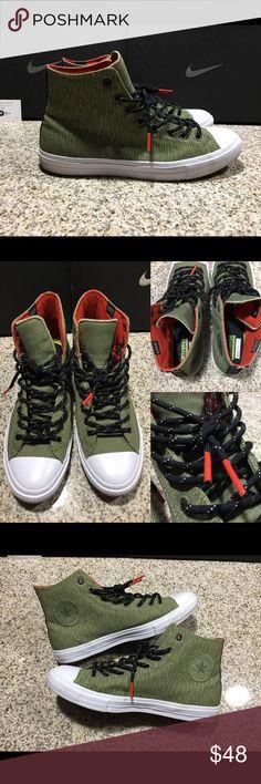 8f1edd3ea623 Men Chuck Taylor II Shield Canvas (used) converse Shoes are in 8 10