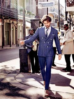 Michiel Huisman by Anders Overgaard for GQ
