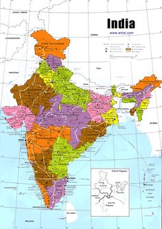 Large political map of world in hindi maps pinterest worldmap gumiabroncs