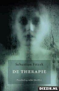 De Therapie - boek - Sebastian Fitzek -  (2007)  - Dizzie.nl - de boekencommunity van Nederland