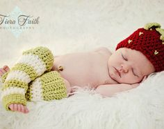 Sweet hat crochet pattern Etsy