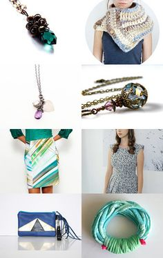 blue by Kasia on Etsy--Pinned with TreasuryPin.com