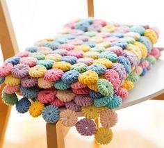 """Fleur """" yo-yo """" en crochet, est une très belle raison pour tricoter, que ce soit pour une utilisation dans des couvertures et des vêtements de décoration, ainsi que pour un usage individuel à ... Des marqueurs bien pratiques et pas chers... ."""