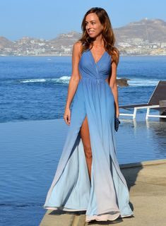 272ae441ad9 Nine Cutout Maxi Dresses for Summer · Beach Formal AttireBeach Wedding Guest  ...