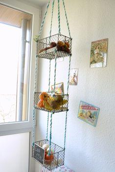DIY: Hängeregal für die Küche - ~ kaffeeliebelei ~