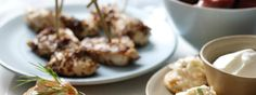 Chicken Skewers with FAGE Total