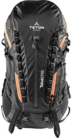 TETON Sports Talus 2700 Backpack Ultralight Backpacking Gear Hiking Backpack for Camping Hunting Mountaineering and Outdoor Sports Free Rain Cover Included *** To view further for this item, visit the image link.(This is an Amazon affiliate link and I receive a commission for the sales)