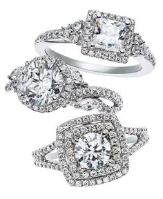 20 Best Engagement And Wedding Rings Images On Pinterest Wedding
