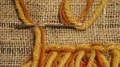 2rivi Rya Rug, Weaving, Felt, Textiles, Crafty, Rugs, Education, Hand Crafts, Pom Poms