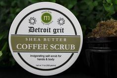 Olive Oil Soap, Moon River, Coffee Scrub, Shea Butter