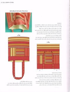 . Bag Patterns To Sew, Sewing Patterns, Bags, Handbags, Patron De Couture, Dress Patterns, Bag, Totes, Hand Bags