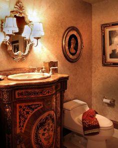 Luxury Interior Design In Rich Jewel Tones by Perla Lichi photo-13
