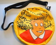 Little Orphan Annie Hand Bag Purse Vintage NWT by flashbackintime