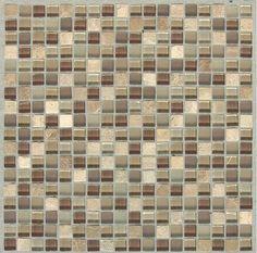 Mohawk Industries 15284 Pecan Taupe Ceramic Multi-Surface Tile - 12 Inch X 12 In Pecan Taupe Tile Multi-Surface Tile Ceramic