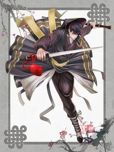 한국검 의인화 합작 : 네이버 블로그 Animated Images, Illustrations And Posters, Character Design, Korean Art, Game Character Design, Anime Kimono, Art Girl, Art, Anime Characters