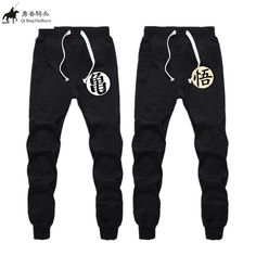 27896efbe0 Plus Size Clothing Anime Dragon Ball Z GOKU Sweatpants Men Brand Casual  Exercise Trousers Pants Men Cotton Elastic Pants 021208-in Skinny Pants  from Men's ...