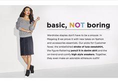Basic sweat shirt with Bling, Bling! Get yours today http://joyziegler.avonrepresentative.com