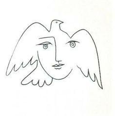 Visage de la paix Picasso