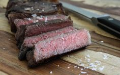 Who doesn't love steak? Now with the reverse sear method, you can always make sure you have perfectly medium-rare steaks at home.
