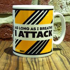 Retro Cycling Quote Mug  Bernard Hinault by TheHandmadeCyclist, £10.00