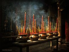 Scents and their meanings in craft & ritual