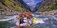 The 6 Best Places To Go Whitewater Rafting This Summer