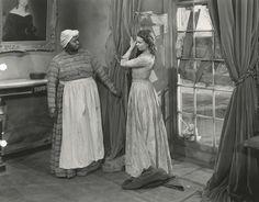Hattie McDaniel e Vivien Leigh, Via col Vento - (Harry Ransom Center)