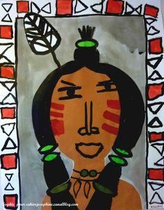 Indien portrait
